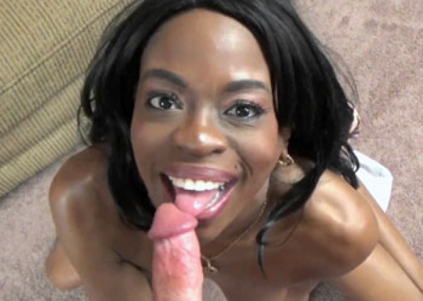 Melody Cummings sucks dick at the audition